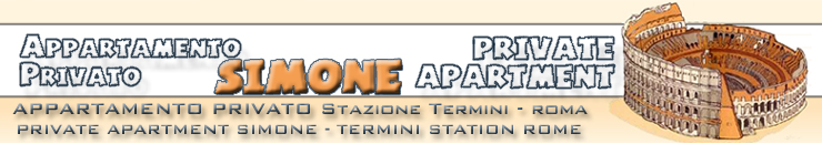 Bed and Breakfast Simone Rome Private Apartment a due passi dalla Stazione Termini